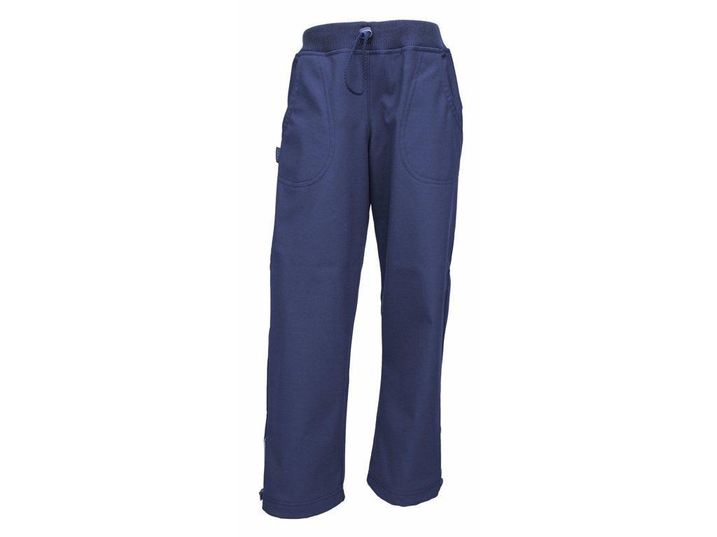 Dětské kalhoty Fantom SOFTSHELL do nápletu