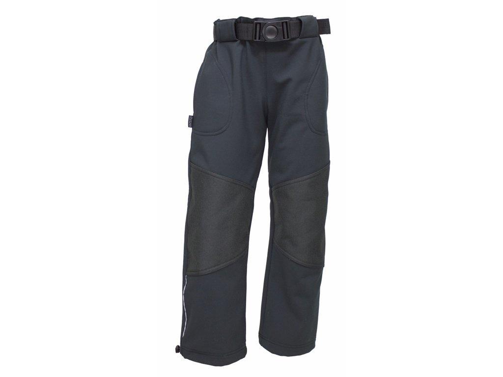 Dětské kalhoty Fantom SOFTSHELL s cordurou