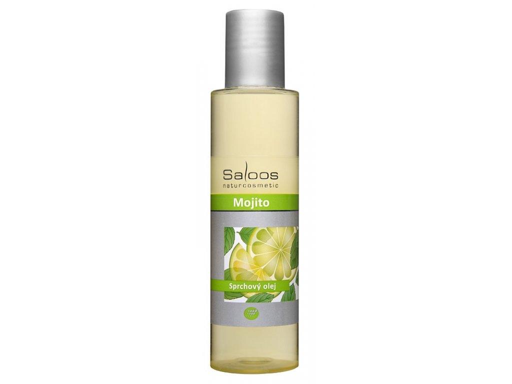 Sprchový olej Mojito