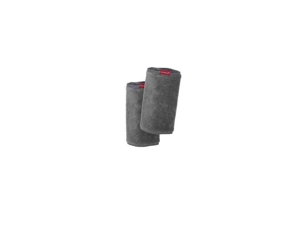 Fumbee-ochranné návleky (chrániče) na popruhy (Barva šedá)