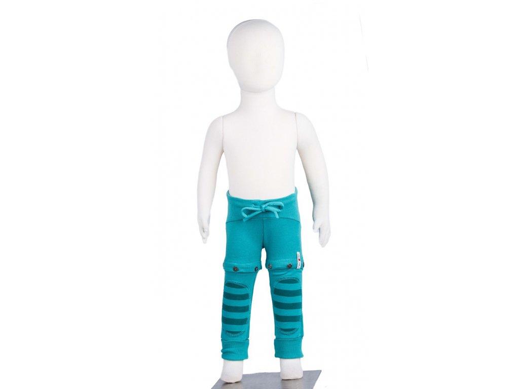 Manymonths yoga kalhoty ECO biobavlna