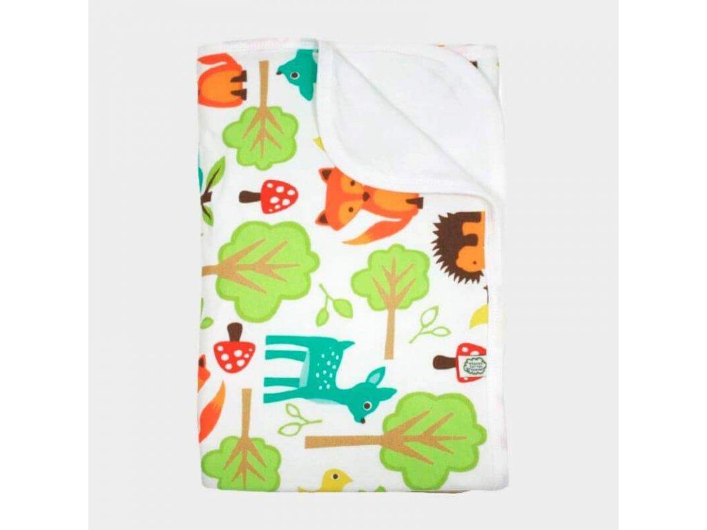 Deka Imse Organic - různé vzory
