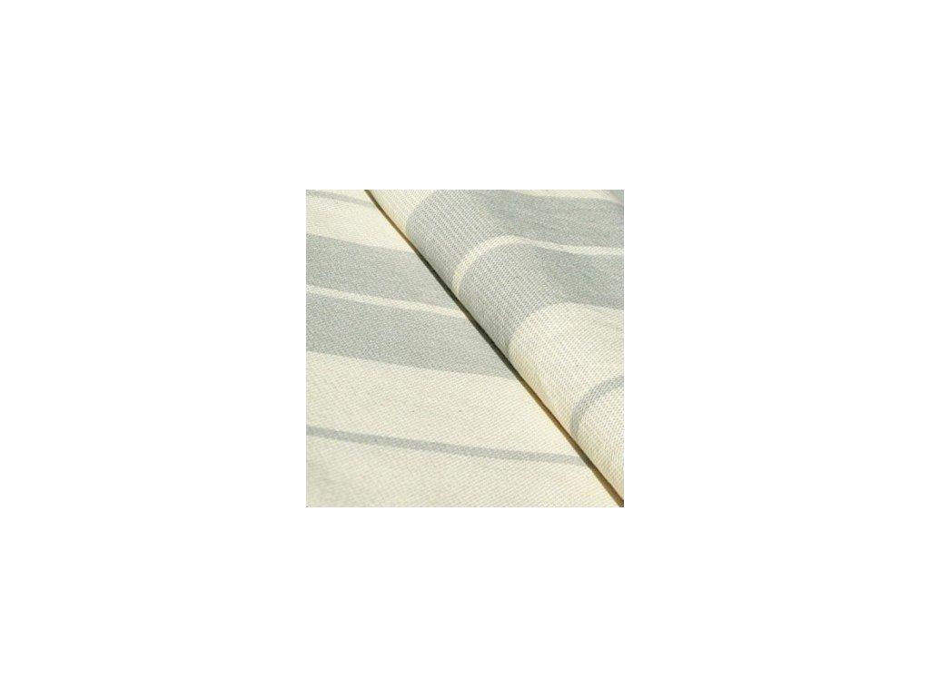 Šátek na panenky DIDYMOS Standard šedý
