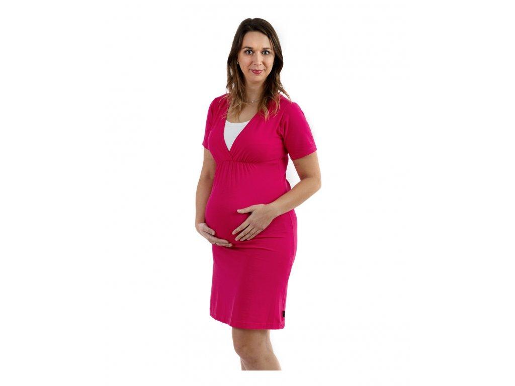 lucie nocni kosile pro tehotne a kojici matky kr cerna