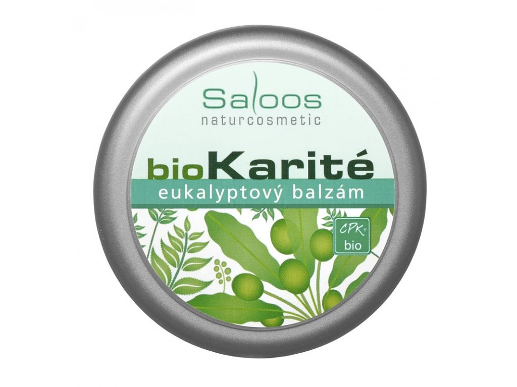 Bio Karité - Eukalyptový balzám