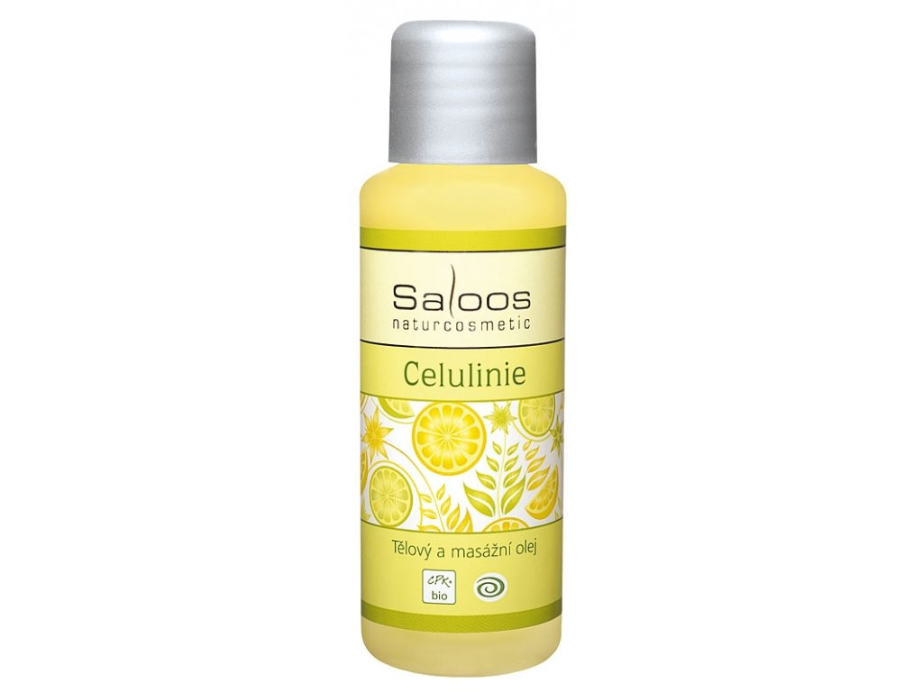 Masážní olej Celulinie