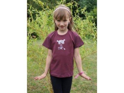 Dětské tričko KR s obrázkem