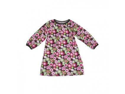Dámská noční košile FLOWERS CHOCO