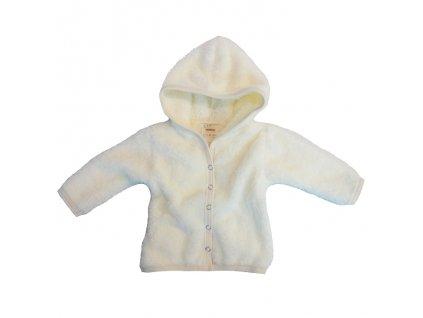 Dětský kabátek s kapucí FURRY