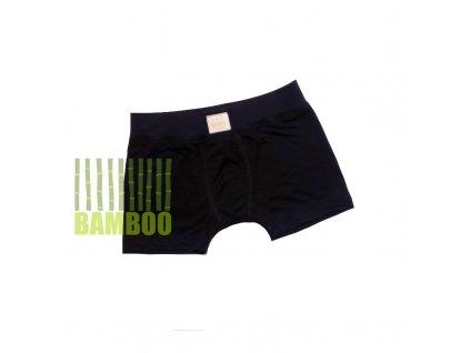 Dětské boxerky BAMBUS