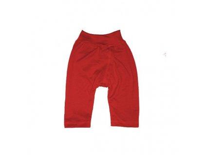 Dětské BKM kalhoty růžové