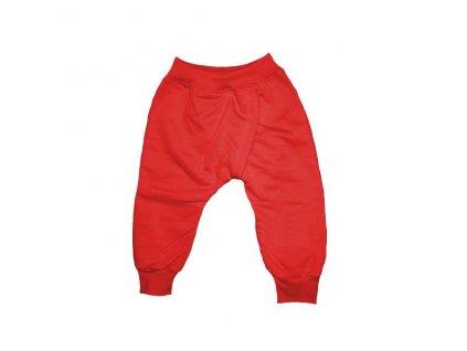 Dětské BKM kalhoty s manžetami