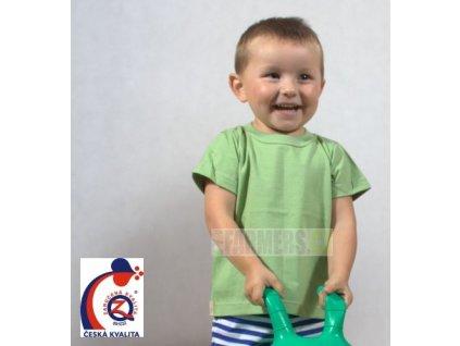 Dětské tričko krátký rukáv BA/EL