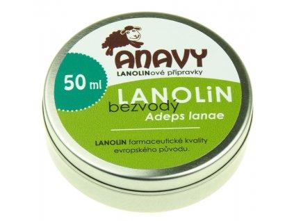 Bezvodý lanolin Anavy