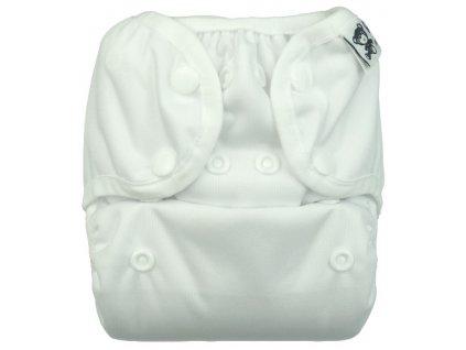 Novorozenecké svrchní Anavy na patentky - jednobarevné
