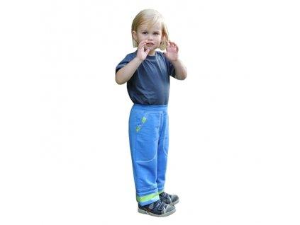 Dětské rostoucí kalhoty