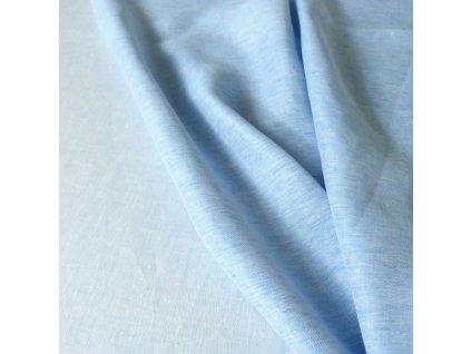 satek didymos doubleface azur lino