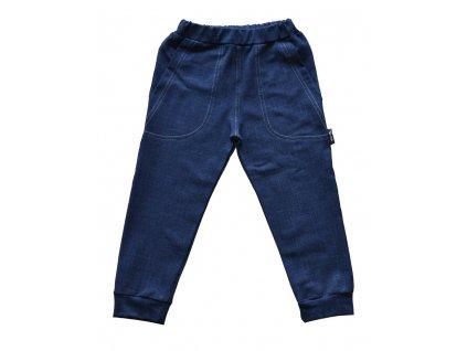"""Kalhoty """"Denim modré"""", BettyMode"""