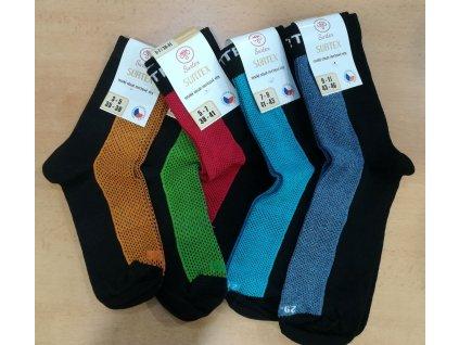 Ponožky surtex merinovlna pro dospělé