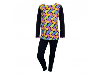 Dívčí pyžamo FARMERS - DIGI potisk (různé vzory)