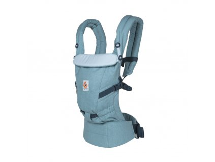 Ergobaby ADAPT NOSÍTKO - Heritage Blue, ergonomické nosítko