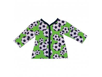 Dětský kabátek vzor - barevné varianty