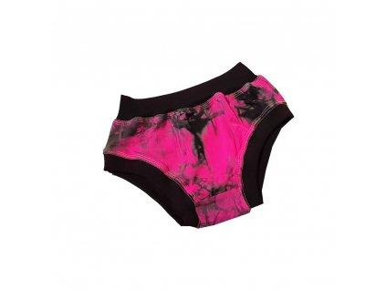 Dětské kalhotky BAMBUS - barevné varianty