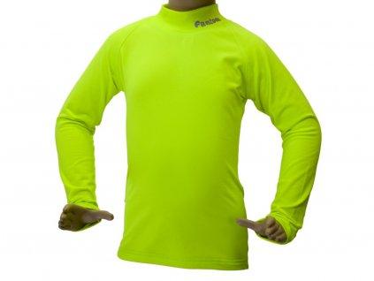 Funkční triko Fantom s počesem a stojáčkem