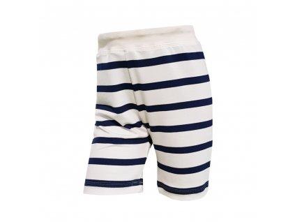 Dětské kraťasy po kolena BAMBUS - barevné varianty