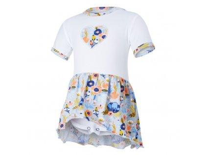 Body šaty tenké KR set Outlast® - barevné varianty