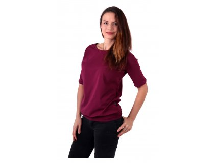 Dámské oversized tričko Darina - různé barvy