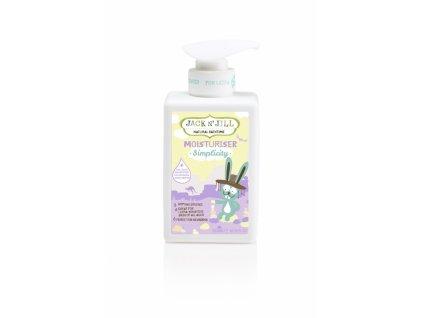 Tělové mléko Jack N´Jill NATURAL BATHTIME - Simplicity