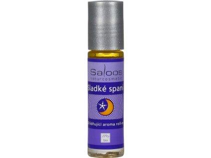 Bio Aroma roll-on - Sladké spaní  - Zklidňující