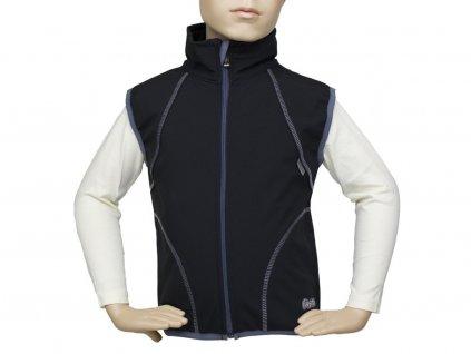 Dětská vesta Fantom SOFTSHELL jednobarevná ba7601b67c