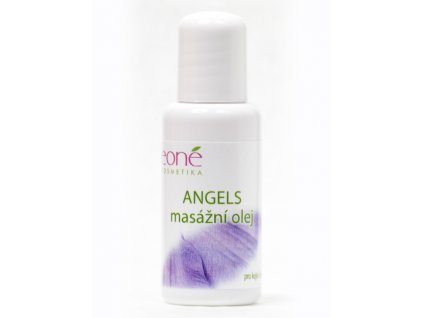 Angels - masážní olej, 50ml