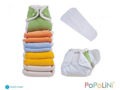 PoPoLiNi - OneSize Soft (barevné)