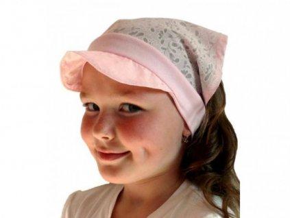 Dívčí šátek Fantom