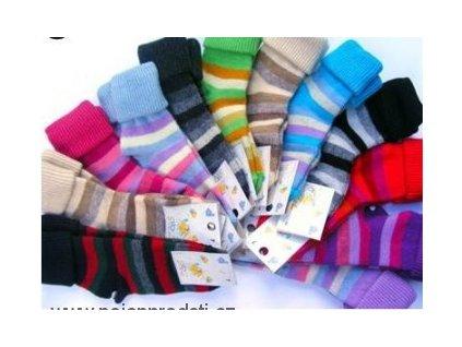 Ponožky DIBA vlněné
