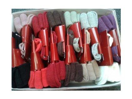 Dámské ponožky DIBA vlněné