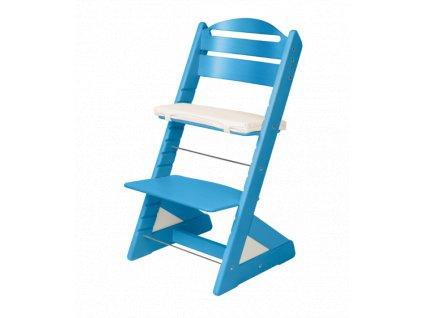 Rostoucí dětská židle Jitro Plus - mořená či barevná
