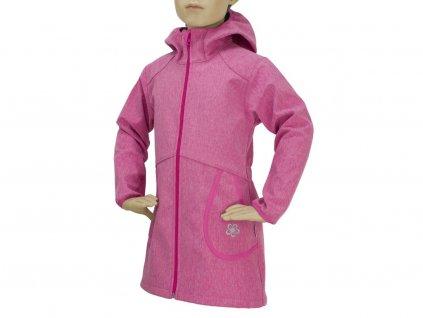 Dětský kabát SOFTSHELL