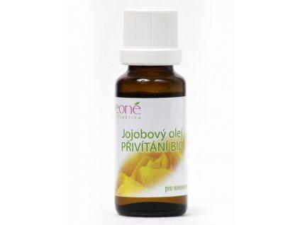 Jojobový olej Přivítání BIO, 20ml