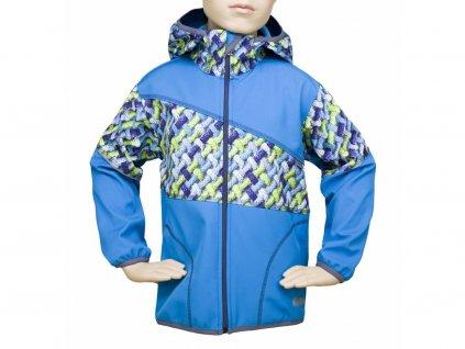 Dětská bunda Fantom SOFTSHELL kombinovaná