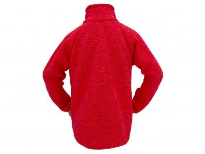 Dětský celopropínací sportovní svetr Fantom