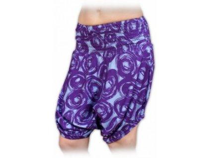 Krátké turecké kalhoty nejen pro těhotné TISK