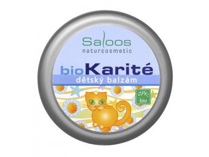 Bio Karité - Dětský balzám