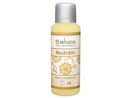 Masážní olej Neutrální