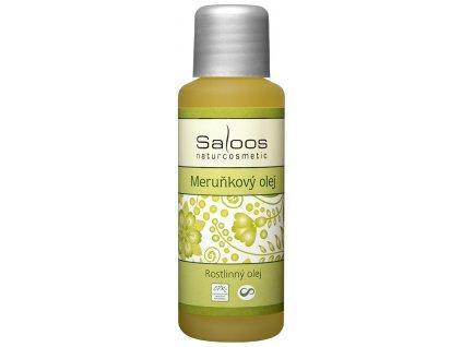 Meruňkový olej