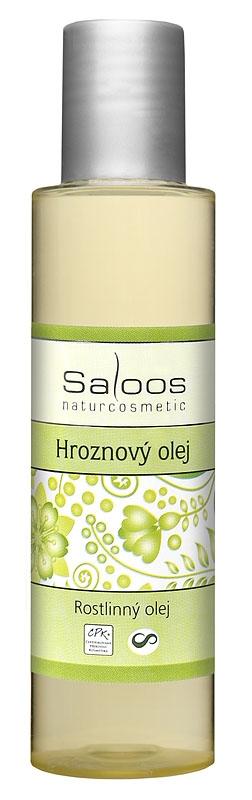 Saloos ČR Hroznový olej (rafinovaný) Objem: 125 ml