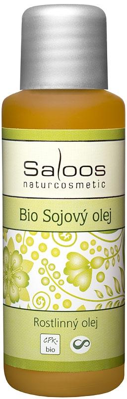 Saloos ČR Sojový olej BIO Objem: 50 ml